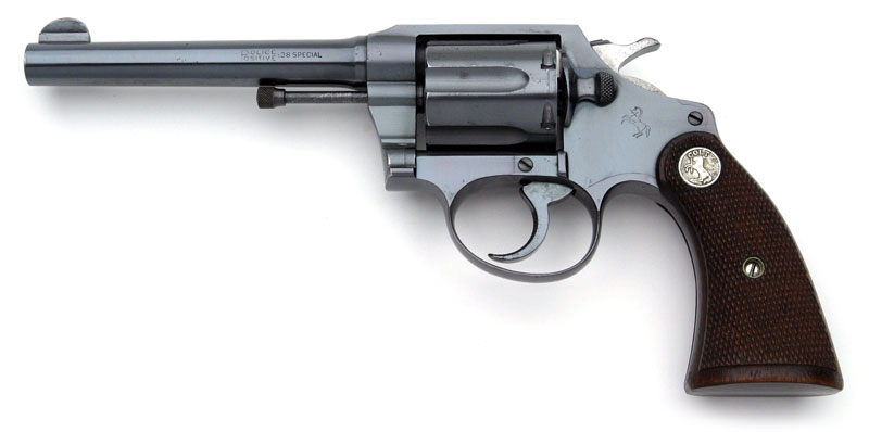 dating smith and wesson revolvers