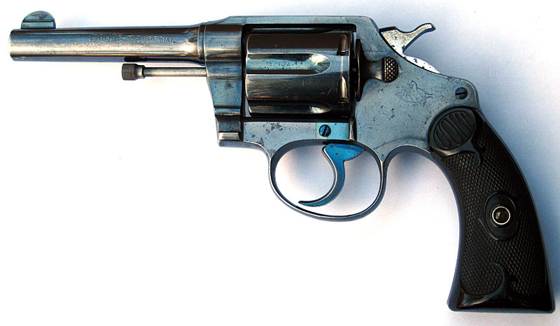 colt police positive 38 special serial number
