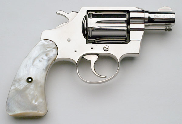 Colt Detective Special .38