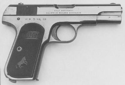 Model M W.P.D. Marked .32