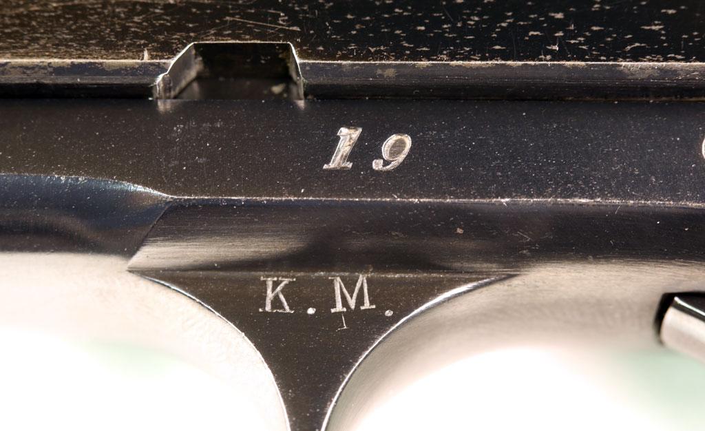 Colt 1909 45 serial number dating