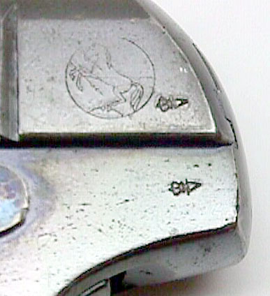 Model M .380 with British Proofmarks