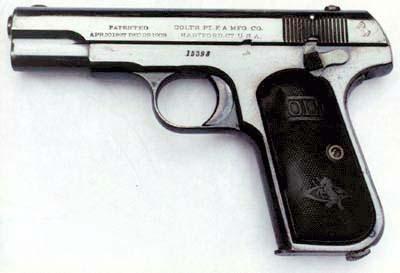 Model M Type III .380