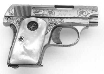 Model N Factory Engraved/Inscribed
