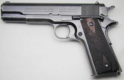 M 1911 Guns & Coffee: Automatic Pistol, Caliber .45, M1911