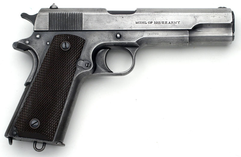 Semper Fi: Colt M45A1 CQBP Marine Pistol Review - Guns & Ammo