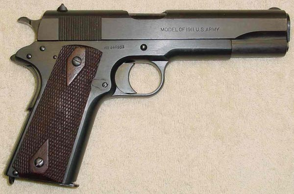 Colt Pistols and Revolvers for Firearms Collectors - Model