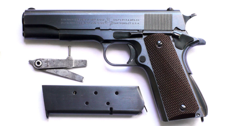 Colt 1911 Government Model Series 70 Serial Numbers - xsonartribal