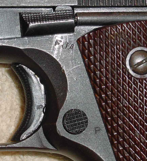 Remington Rand M1911A1 U S  Army (1911A1)  45 ACP 1943 US