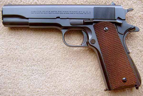 Colt Government Model Serial Number C158308
