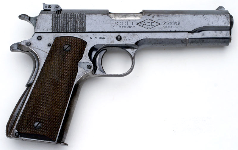 colt serial number research