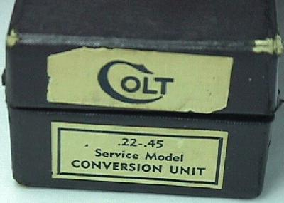 U2104 Box end label