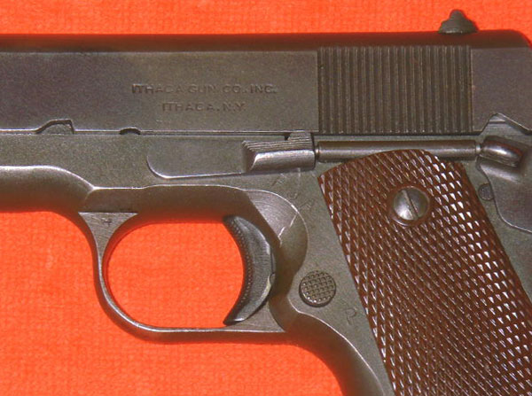 Ithaca Model 1911A1 (M1911A1) U S  Army  45 ACP FJA 1943 OSS
