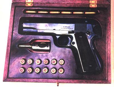 Singer Model 1911A1 Tool Model